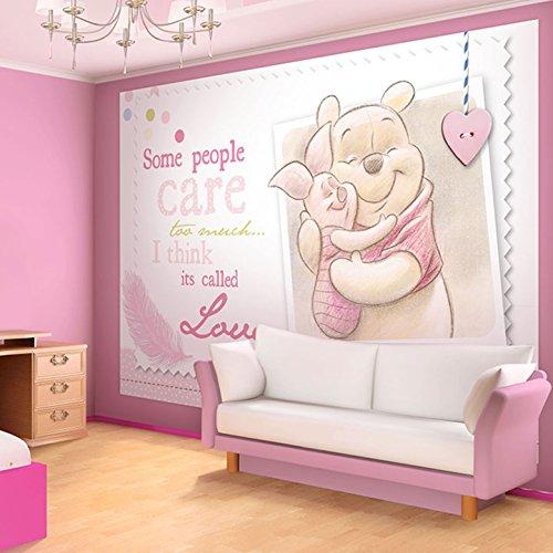 kinder fototapeten fototapete wandbild tapeten disney. Black Bedroom Furniture Sets. Home Design Ideas